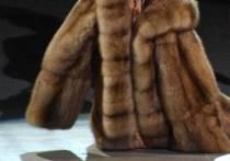 Средний чек на изделия из натурального меха снизился на целых 15 процентов в декабре ушедшего года
