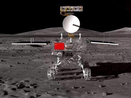 Китайский «Чанъэ-4» приземлился на темной стороне Луны