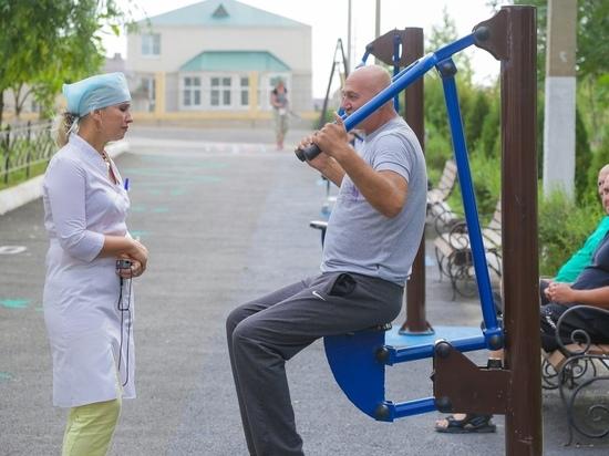 Как в больнице имени Кирова заботятся об отдыхе астраханцев
