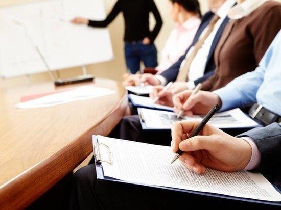Профобучение получили почти 900 безработных жителей Ульяновской области