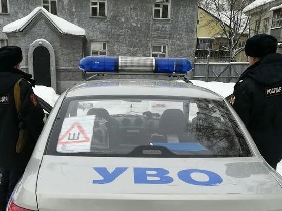 Несовершеннолетние ульяновцы угнали автомобиль
