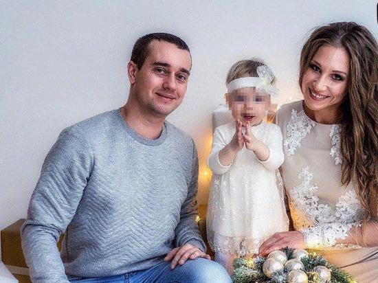 Мама, папа и дочка: Магнитогорск простился с семьей Крамаренко, погибшей при взрыве газа