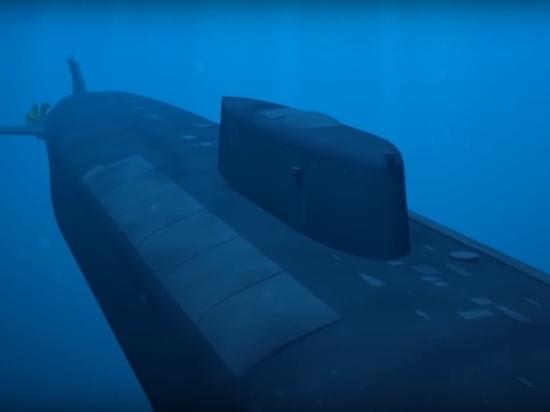СМИ: подводный беспилотник «Посейдон» сможет развивать скорость свыше 200 км/ч