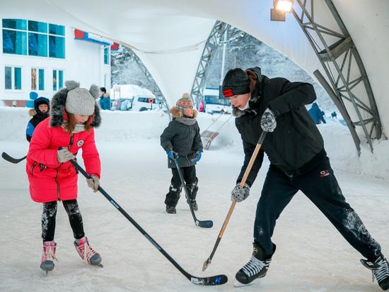 Новогодний банный фестиваль состоялся в Ханты-Мансийске