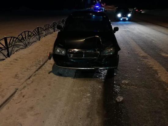 За сутки на дорогах Югры пострадали пять человек
