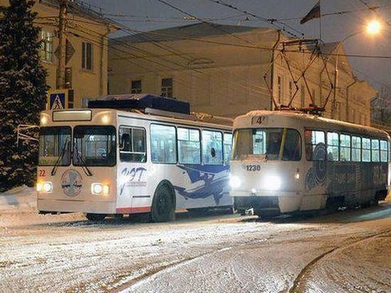 До 3 часов ночи ульяновцы смогут уехать в рождественскую ночь