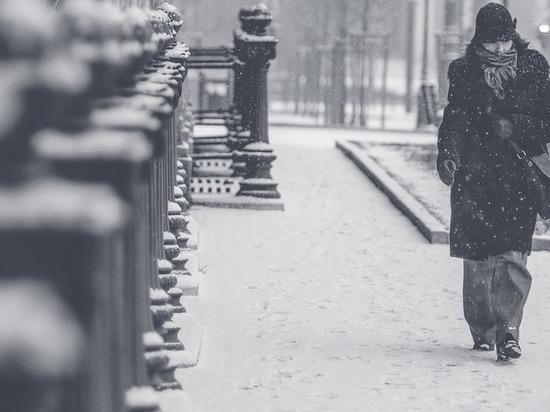Татарстан ожидают снежные заносы
