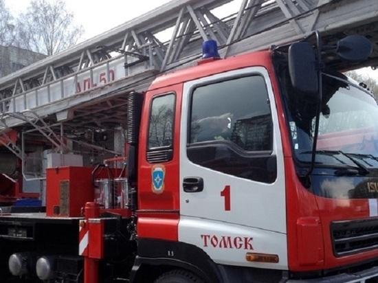 В Томске едва не сожгли спортивный центр «Олимп»