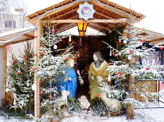 Калуга готовится к Рождеству