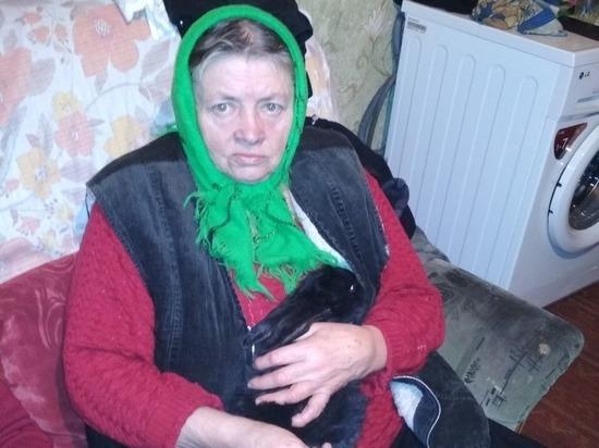 Жительнице Гурьевского района вернули кролика