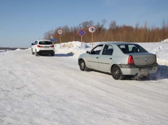 Выехал на ледовую переправу – отстегни ремни безопасности