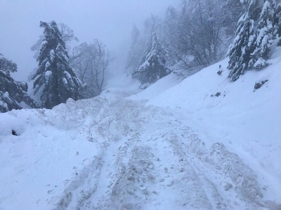 Дорогу на Ай-Петри полностью закроют