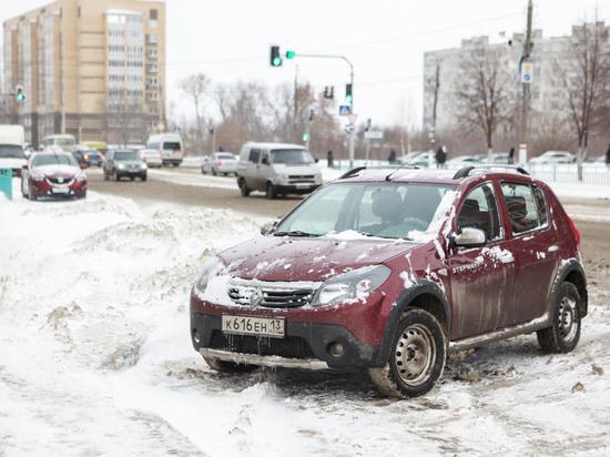В Мордовии объявили штормовое предупреждение