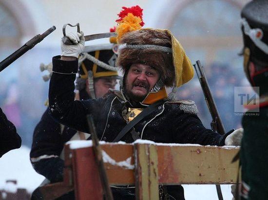 Штурмом возьмут снежную крепость в Рождество в Нацмузее Татарстана