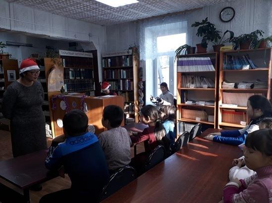 В Национальной библиотеке им. А.С. Пушкина в Кызыле проходят читательские дни для детей