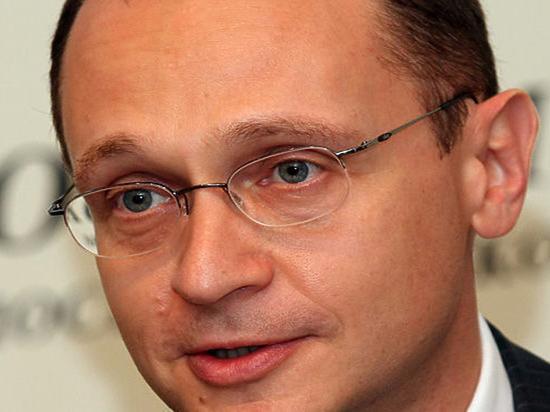 Сергей Кириенко отдыхает на Алтае и встретил здесь Новый год