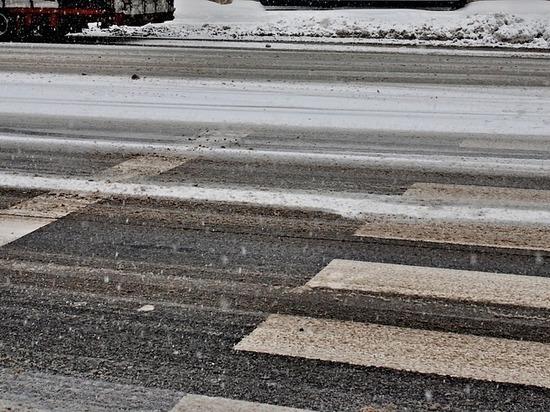 В Нижневартовске разыскивают водителя, сбившего пешехода на «зебре»