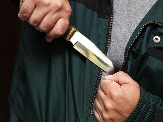 Двое тамбовчан с ножом напали на своего приятеля из-за денег