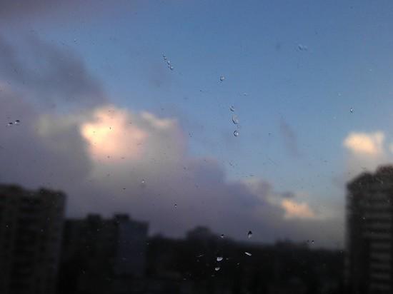 Рождество в Калининграде: снегопад смешается с дождём