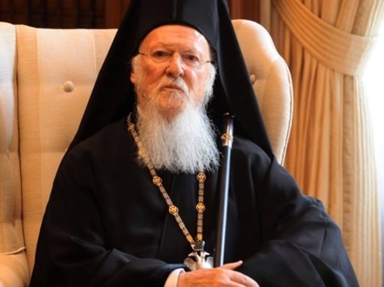 Вселенский патриарх подписал томос об автокефалии ПЦУ