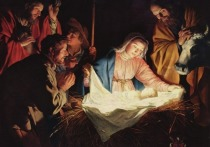 Рождество Христово как истина и миф
