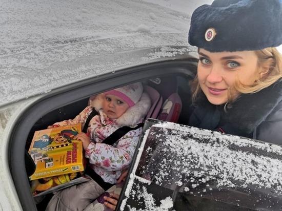 Смоленские полицейские провели акцию «Ребенок – главный пассажир»
