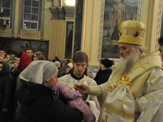 Главная рождественская служба Алтайского края пройдет в Покровском соборе