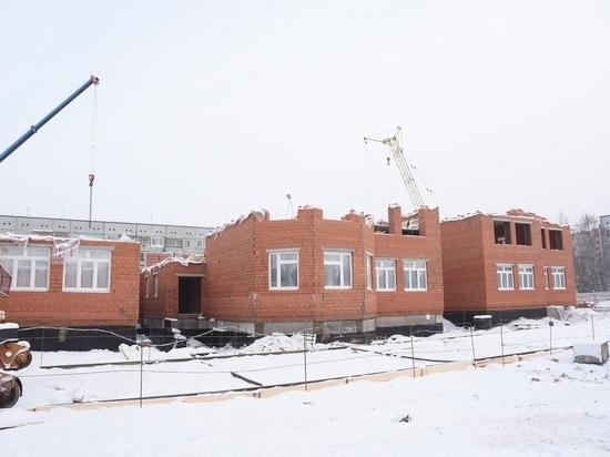 Строительство современных детских садов продолжается в Вологде