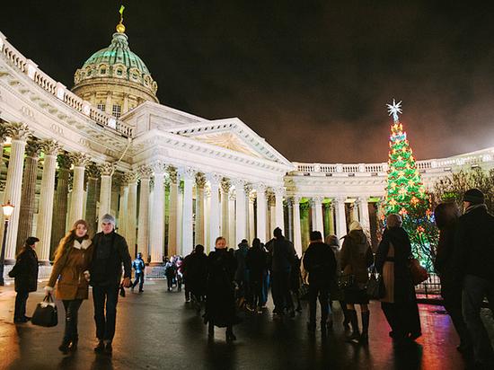 Как петербуржцам добраться до дома в рождественскую ночь