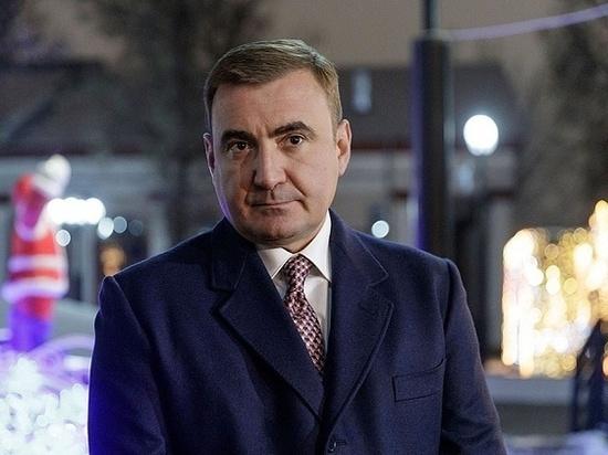 Губернатор Алексей Дюмин закрепил лидерство в Тульской области.