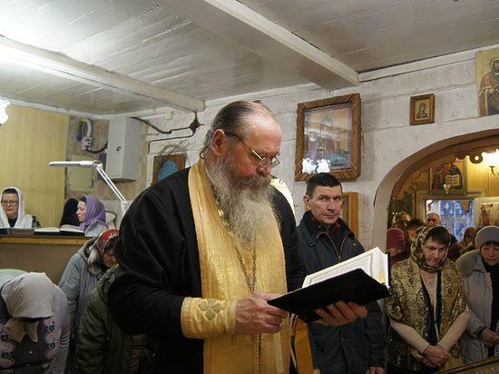 ОМОН обследует места богослужения в Петрозаводске