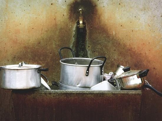В Бурятии задержан вор, укравший кастрюли, посуду, палас, гардину и ковер