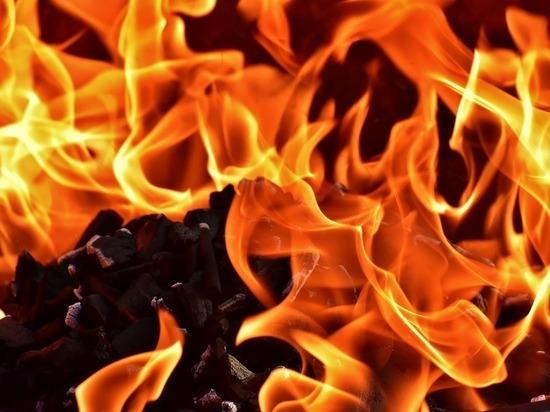 Локализовали пожар на нефтяном месторождении в Югре