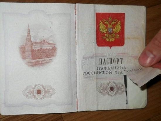Калининградец набросился с ножницами на паспорт сожительницы