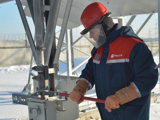 Калугаэнерго отрабатывает заявки по вопросам электроснабжения в круглосуточном режиме