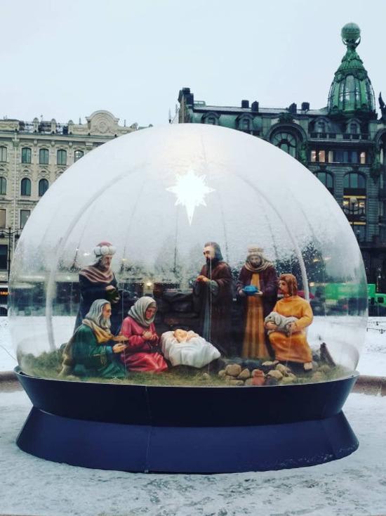В Петербурге на Рождество будет по-весеннему тепло