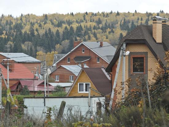 Дачников обязали сообщать о перестройке садовых домов