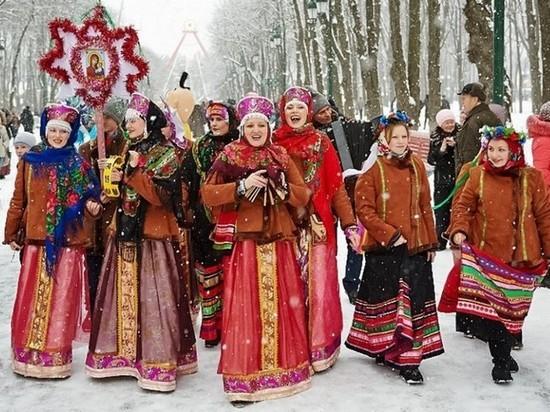 В Рождество ивановцев приглашают на массовые мероприятия