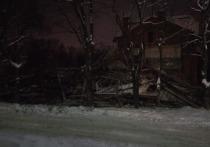 В ночь на 6 января неизвестные на строительной технике разровняли пепелище школы на улице Маланова в Ярославле