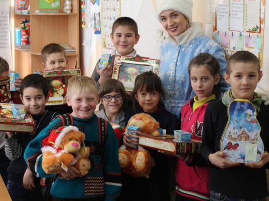 Пермский фонд «Я помогаю детям» поздравил с Новым годом более 6 тысяч детей