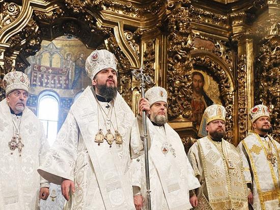 Украинский лидер заявлял, что храмы, где молятся за Московского патриарха Кирилла, нельзя называть украинскими