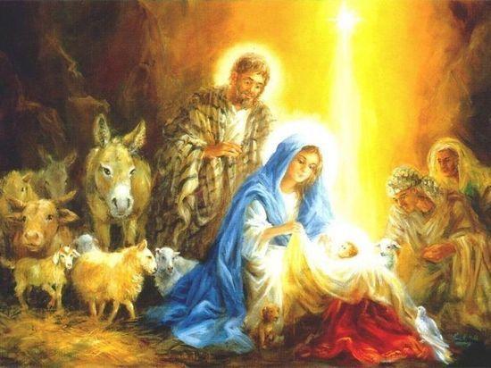 Митрополит Никон в Рождество поблагодарил Муртазу Рахимова за новый кафедральный собор
