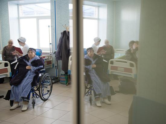 В Астрахани Кировская больница модернизируется  по всем фронтам