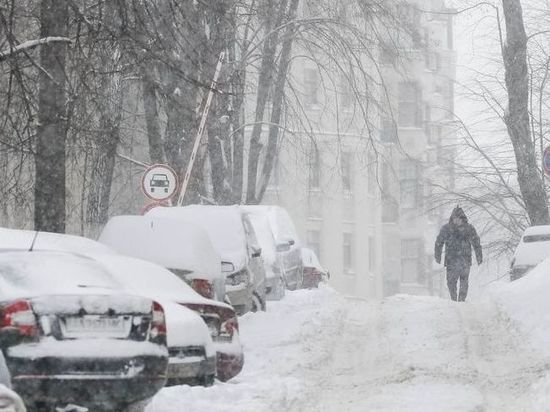 На Рождество Крым засыплет снегом