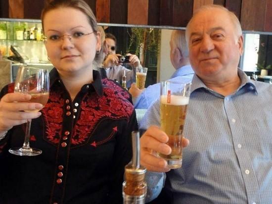Британские СМИ сообщили о жизни Скрипалей в Англии