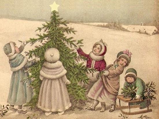 В Шуе открылась выставка, посвященная рождественским обычаям
