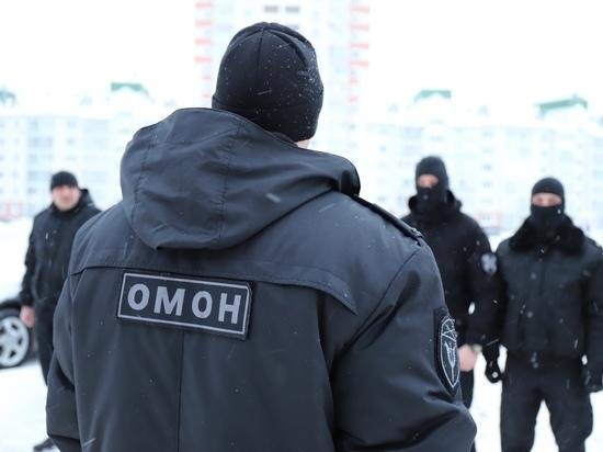 Правоохранительные органы обеспечивают безопасность в Рождество