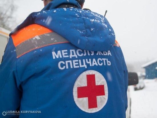 Петрозаводская станция скорой помощи пожаловались на пациентов, не открывающих двери