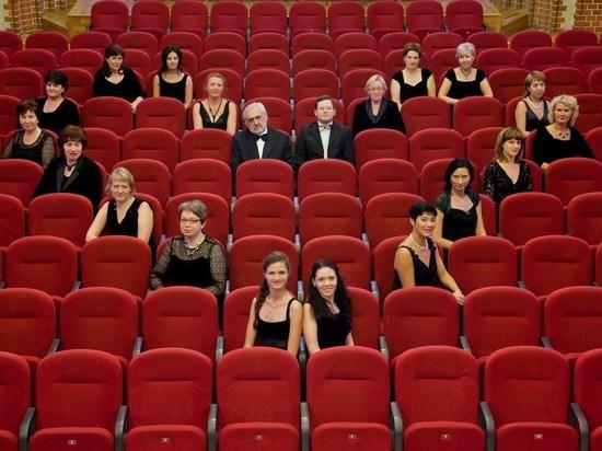 В Калининградской областной филармонии музыканты рассядутся в зале