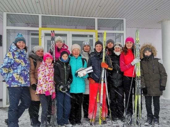Спортсмены со всей Мордовии встали на лыжи в Саранске